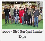 2009 - Első Európai Leader Expo